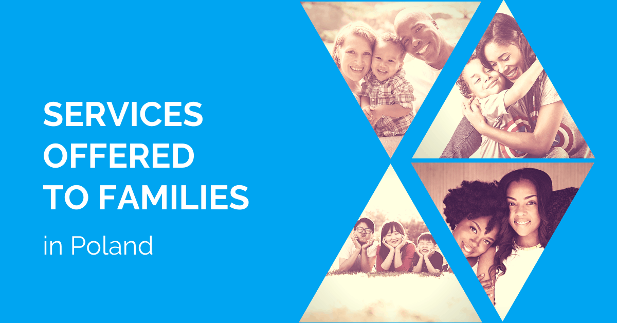 services offered to families in poland