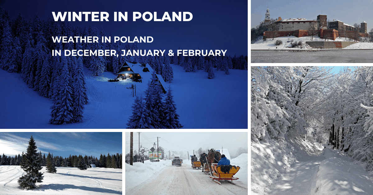 WInter in Poland