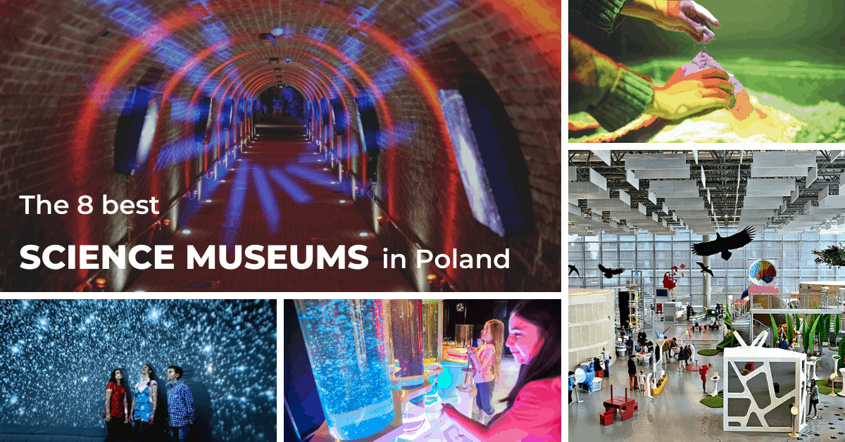 science museums in Poland