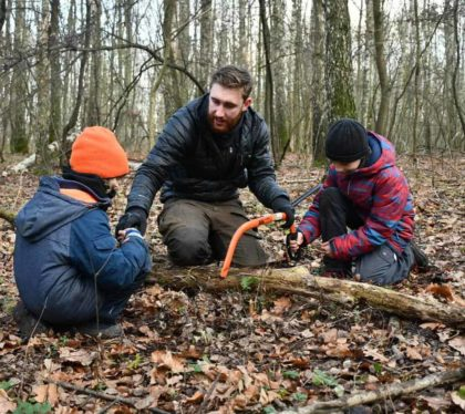 Forest School Warsaw Poland
