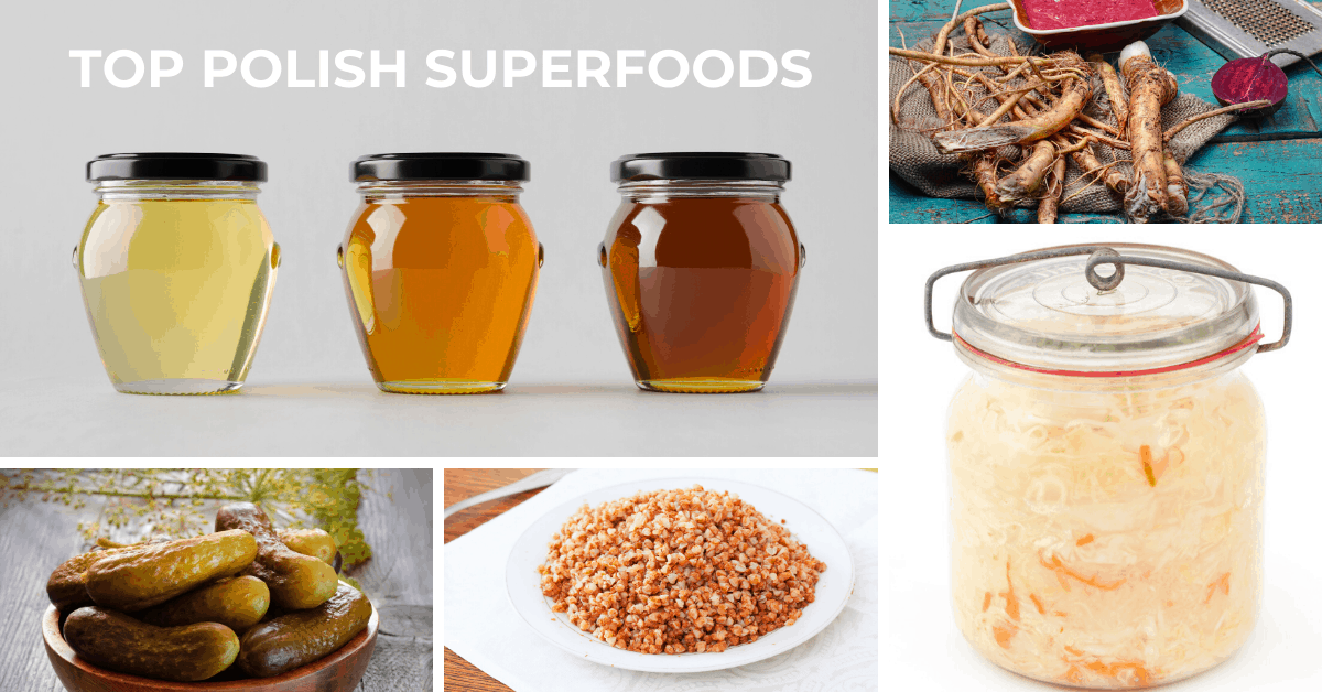 Polish superfoods to boost your immune system