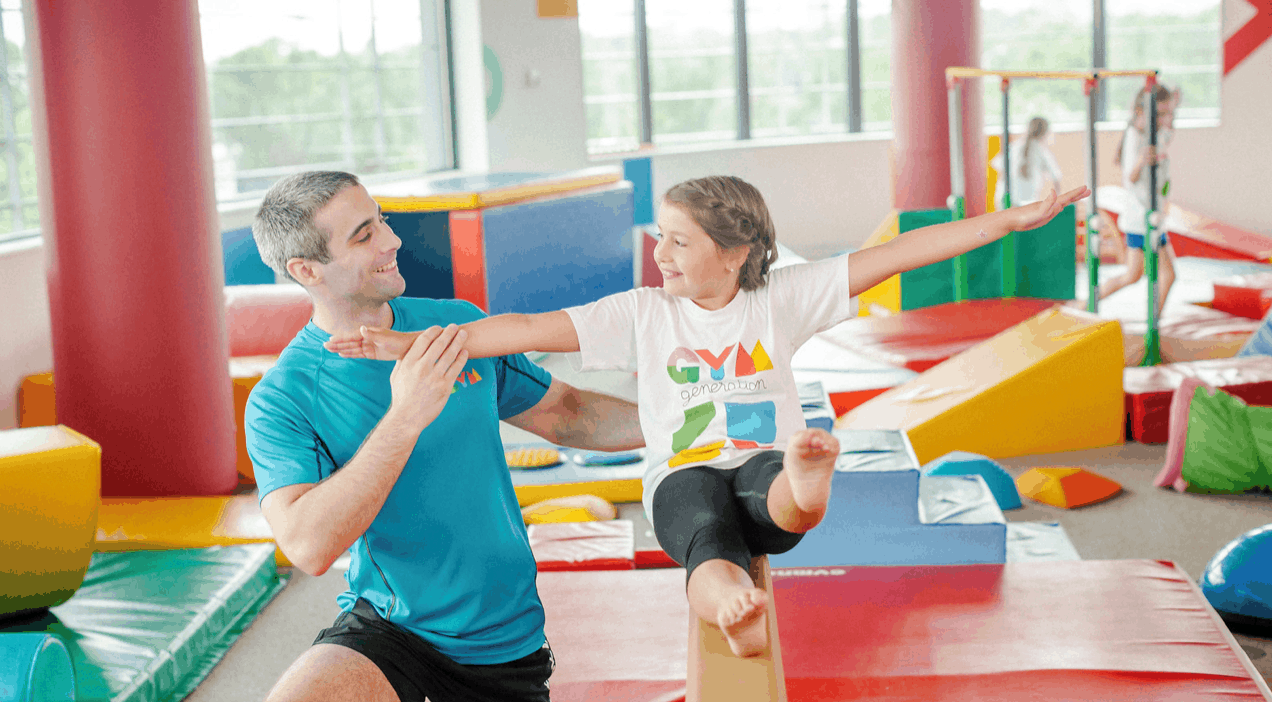 summer camp in Warsaw with GYM Generation