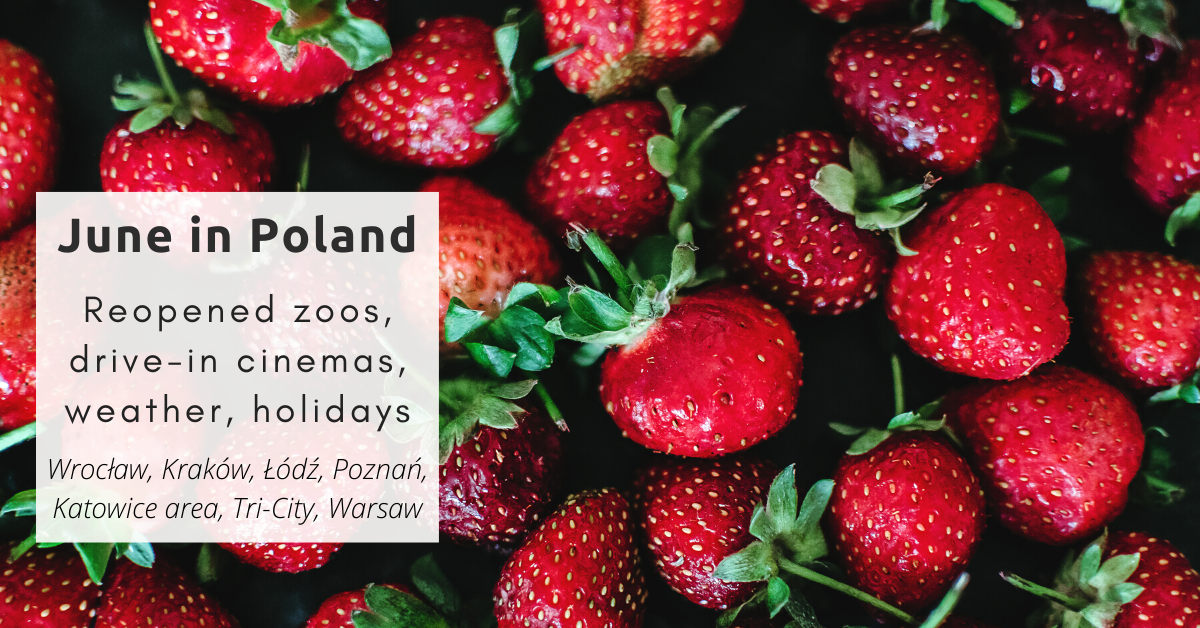 June in Poland