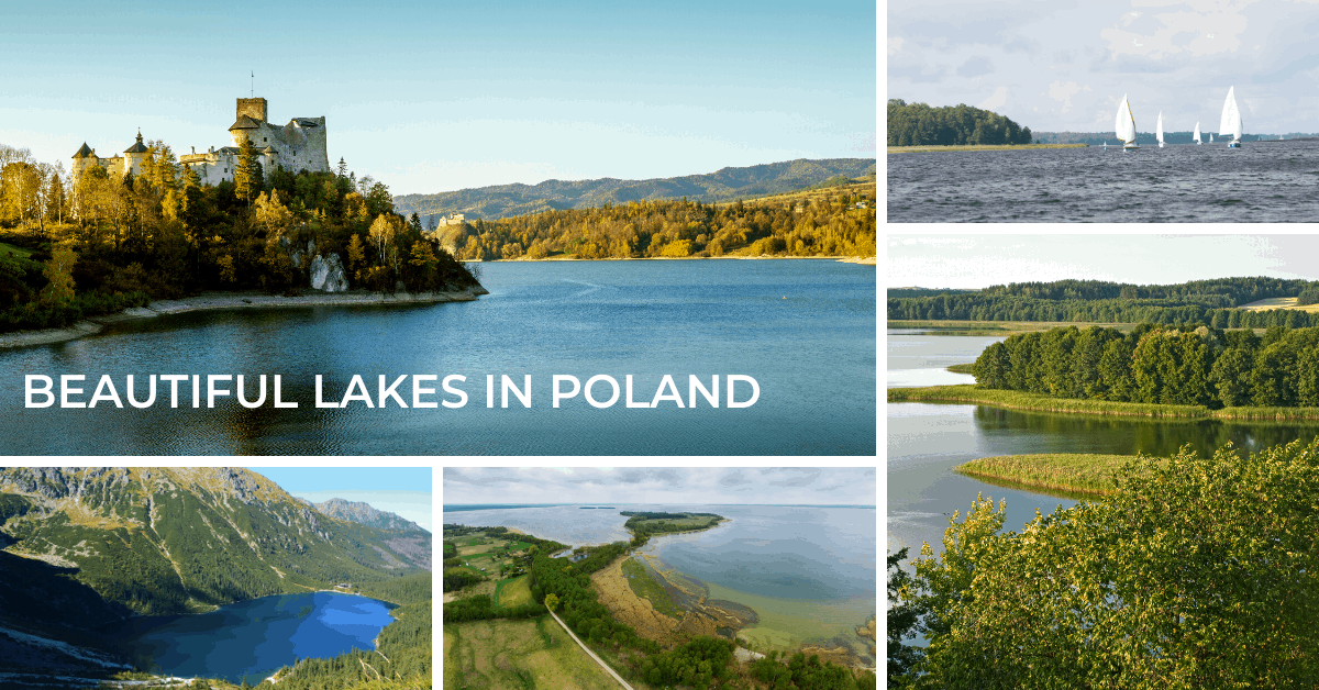 Lakes in Poland