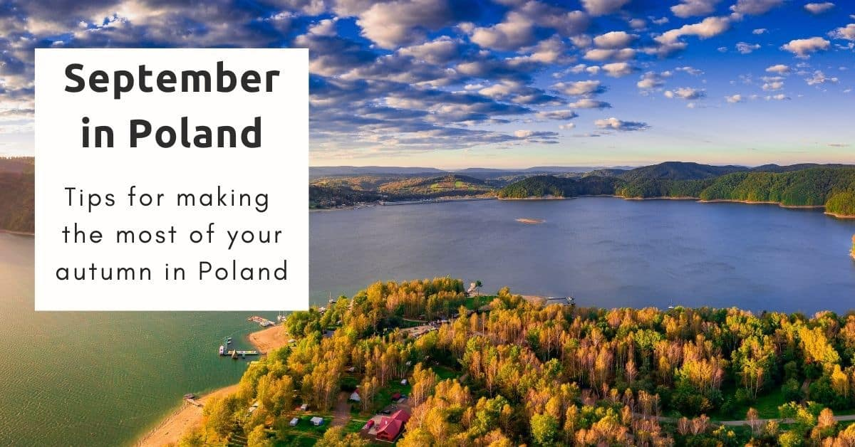 What's on in Poland in September