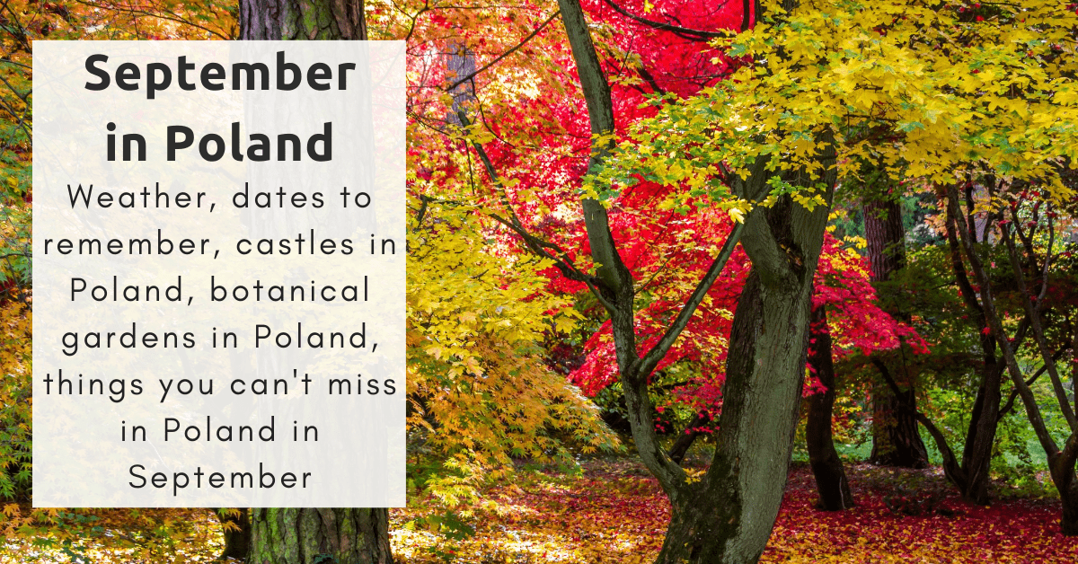 September in Poland