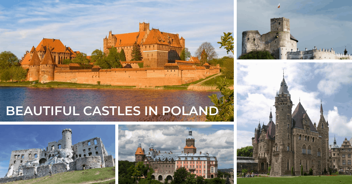 castles in Poland