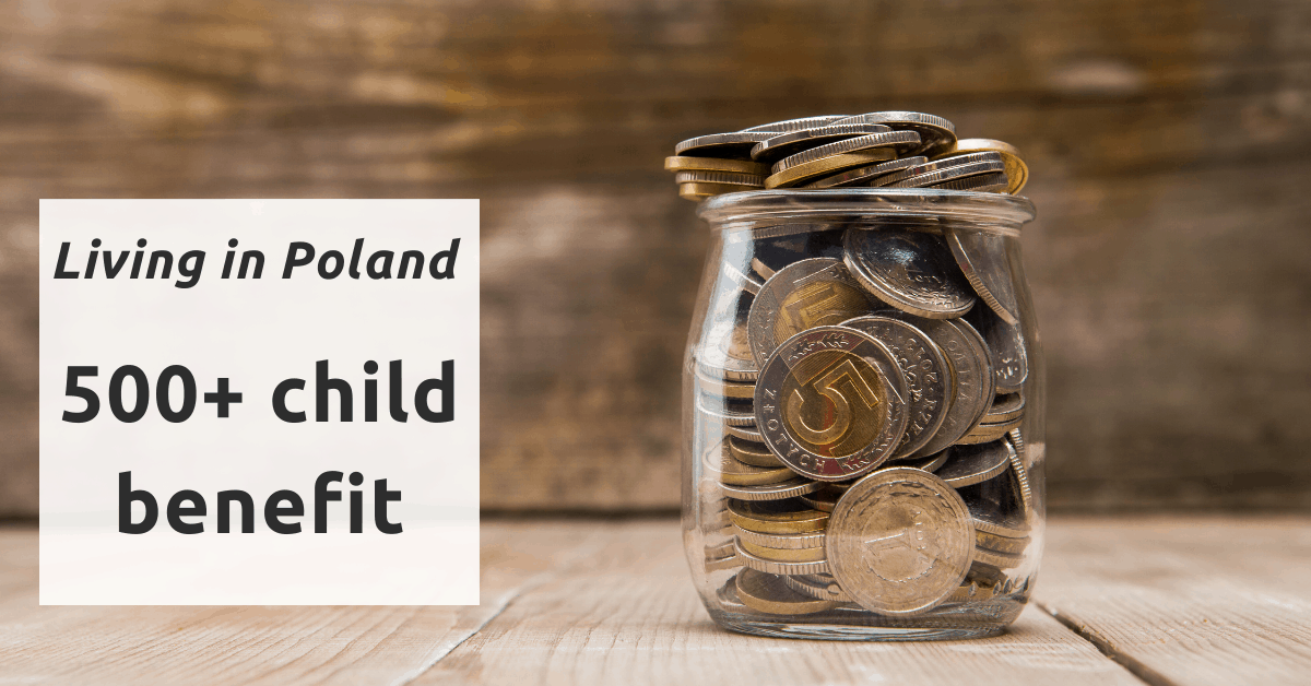 500 plus child benefit in Poland