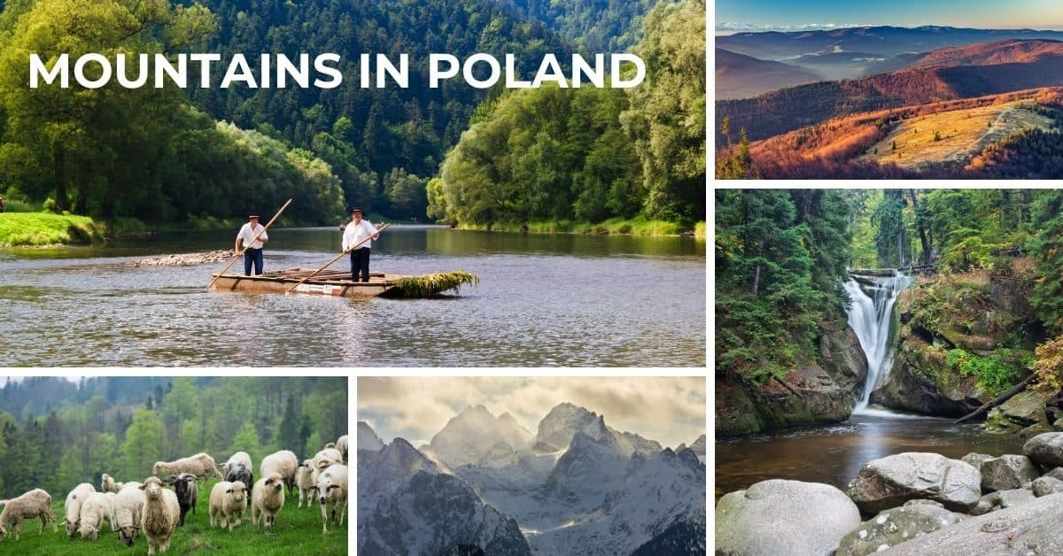 Mountains in Poland