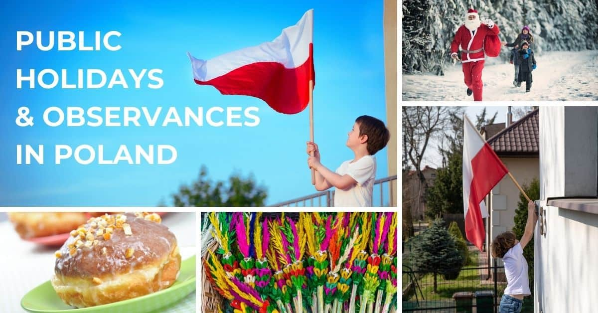 Public holidays, observances & traditions in Poland