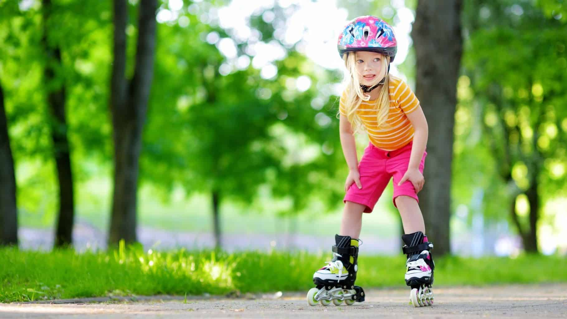Roller Skating & English – summer camps in Warsaw