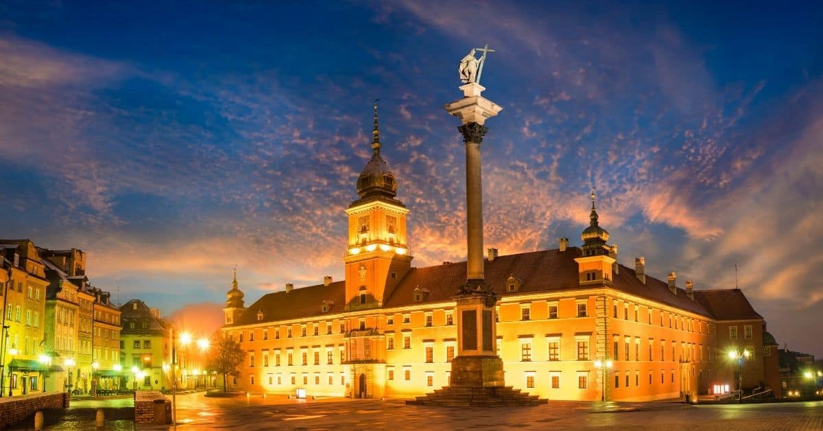 What's on in Warsaw in September
