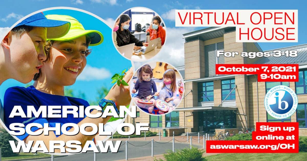 American School of Warsaw Virtual Open House