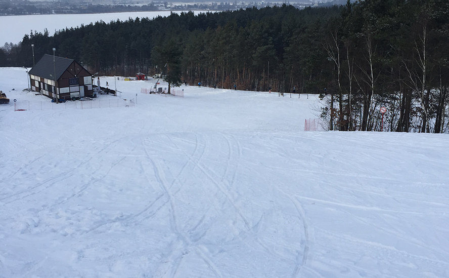 skiing in poland poznan